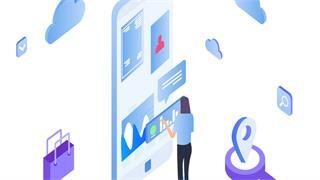 WeSCRM企微云「小名片」:从商务社交第一步,赋能销售业绩增长